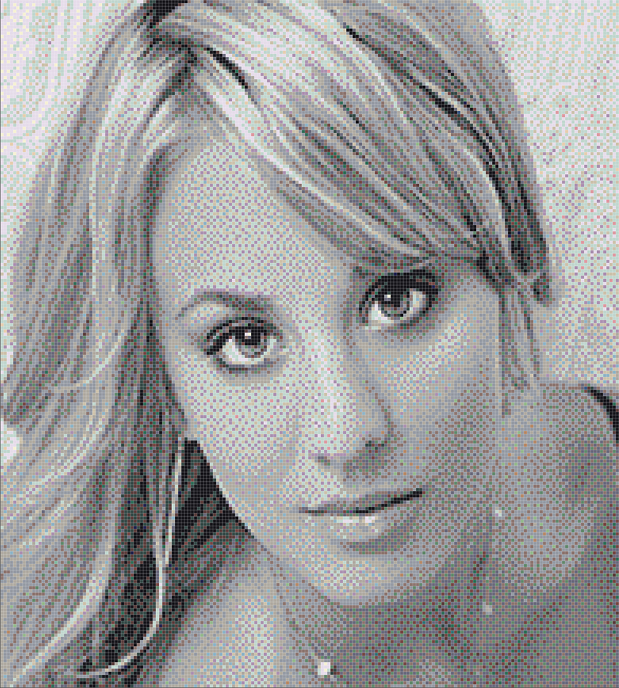 Kaley Cuoco_dowel_art1